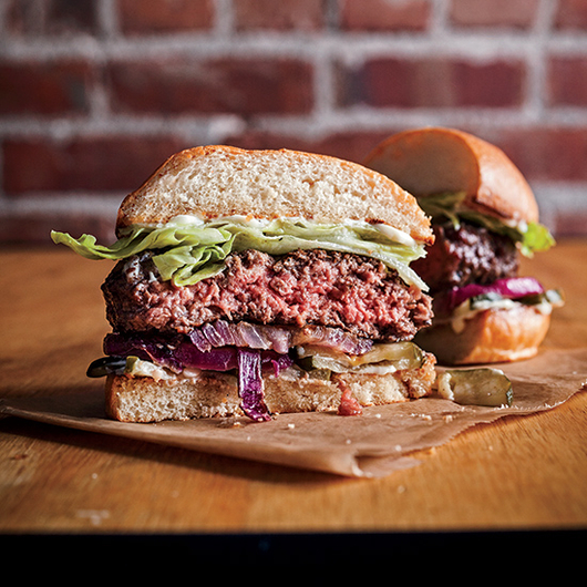 Food & Wine: The Secret Ingredient for a Perfect Burger Isn't What You Think