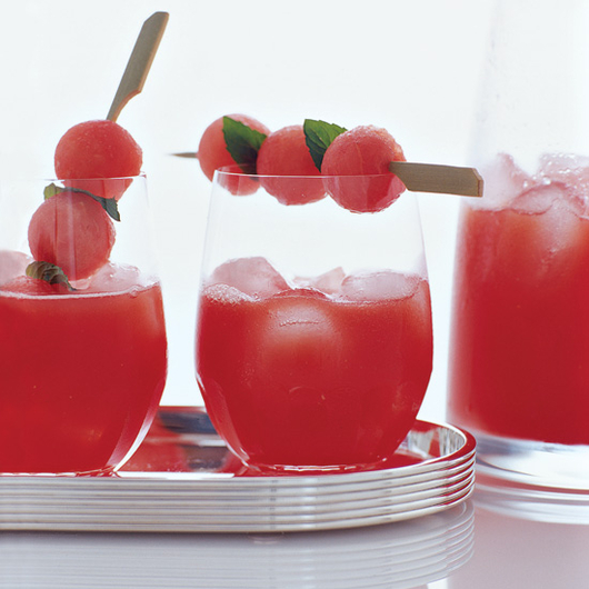 Food & Wine: Watermelon Sangria