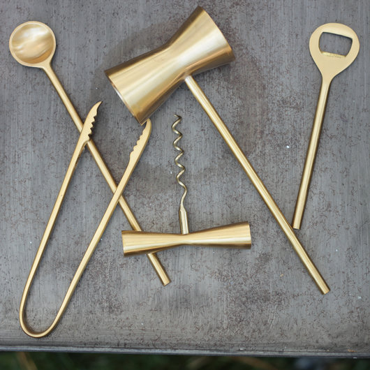 Brass Bar Tools