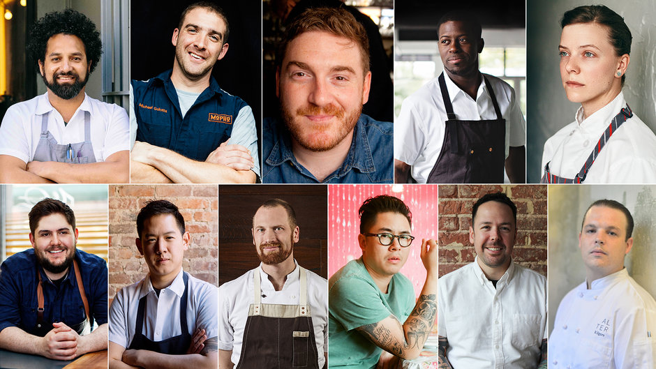 Best New Chef Winners 2016