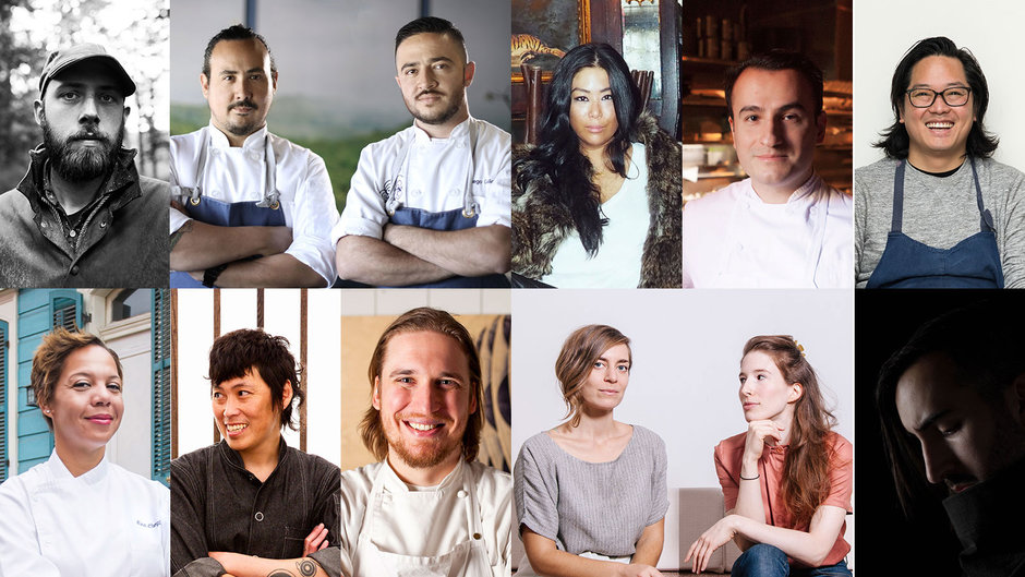 Food & Wine's 2017 Best New Chefs