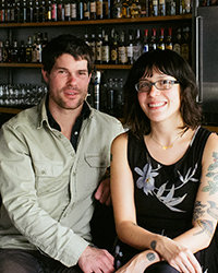 Food & Wine: Best New Mixologist Chad Arnholt & Claire Sprouse