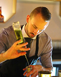 Food & Wine: Best New Mixologist Justin Lavenue