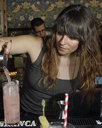 Food & Wine: Best New Mixologist Katie Rose