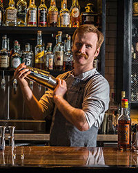 Food & Wine: Best New Mixologist Nick Bennett