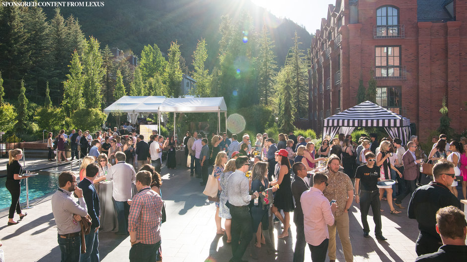 Gaby Dalkin's Favorite Moments from the FOOD & WINE Classic in Aspen