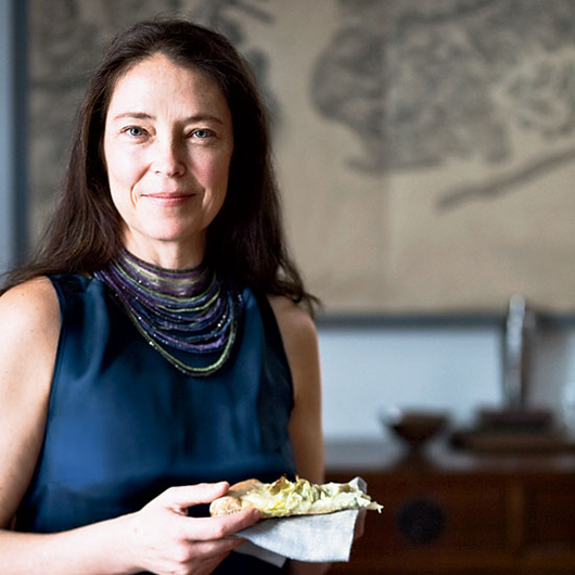 Food & Wine: Eugenia Bone, author of The Kitchen Ecosystem