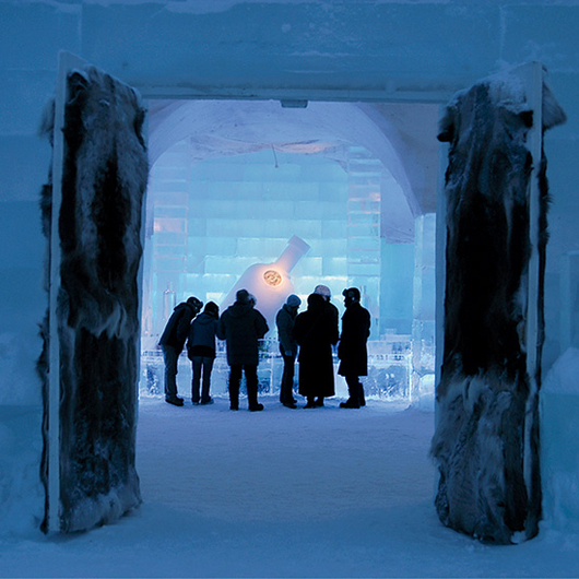 Food & Wine: Sweden's Icehotel