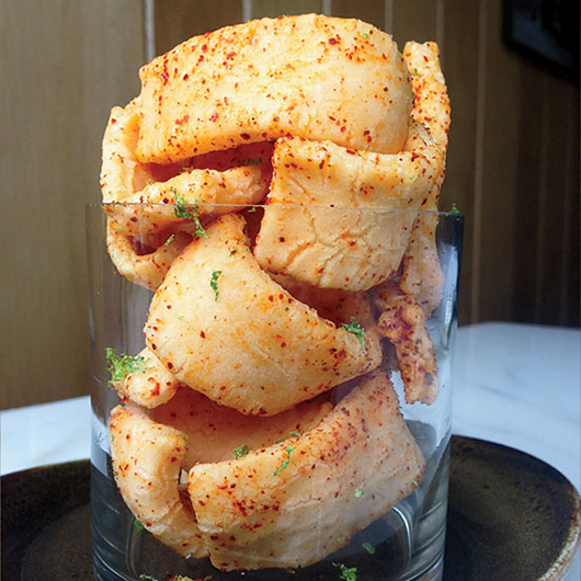 Food & Wine: Shape-Shifting Shrimp
