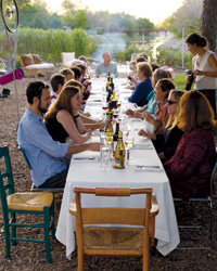 Food & Wine: Austin, TX: A Roving Supper Club