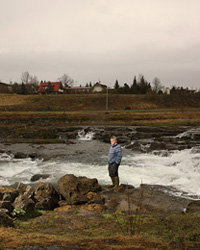 Food & Wine: Orri Vigfússon of the North Atlantic Salmon Fund pays fishermen not to fish.