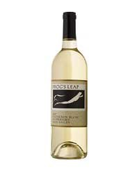 Food & Wine: 2007 Frog's Leap Sauvignon Blanc.