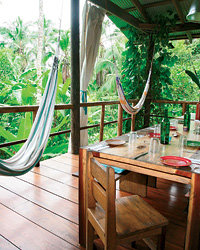 Food & Wine: La Loma Jungle Lodge.