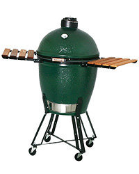 Food & Wine: Big Green Egg Smoker and Grill