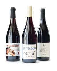 Food & Wine: Low-Tech Wines from Star Importers