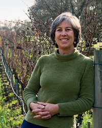 Food & Wine: Winemaker of the year Celia Masyczek.
