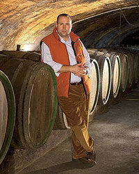 Food & Wine: In the Mosel, St. Urbans-Hof winemaker Nik Weis specializes in Riesling.
