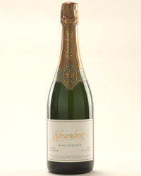 Food & Wine: 2004 Schramsberg Blanc de Blancs.