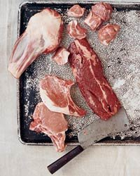 Food & Wine: Unfamiliar Meat Cuts: A Guide to Butcher Favorites