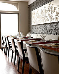Food & Wine: Takashi Restaurant in Chicago.