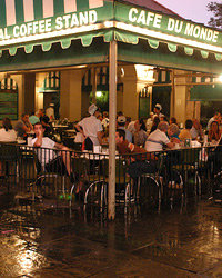 Food & Wine: Café du Monde New Orleans.