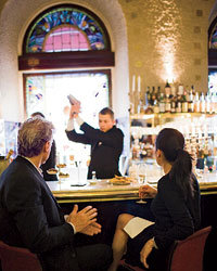 Food & Wine: Grand Hotel Europe Bar