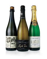 Food & Wine: New sparkling wines from Italy to Austria.