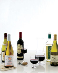 Food & Wine: Easy to find value wines.