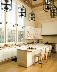 Food & Wine: Rick Livingston customized every detail of this kitchen.
