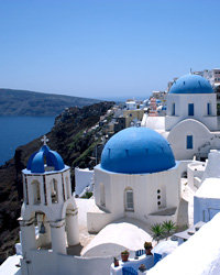 Food & Wine: Santorini Greece
