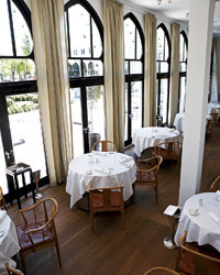 Food & Wine: Herman borders the Tivoli Gardens.