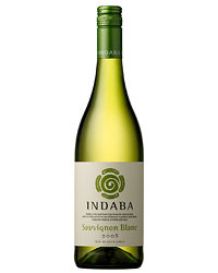 Food & Wine: 2008 Indaba Sauvignon Blanc ($10). Photo courtesy of Cape Classics.