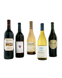 Food & Wine: Five wines that will deliver in any vintage. Photo © Terry Monk.