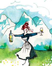 Food & Wine: Is Grüner a Great Wine or a Groaner?
