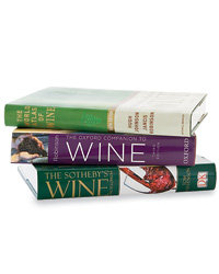 Food & Wine: Wine books.