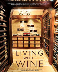Food & Wine: Living with Wine book.