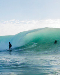 Food & Wine: Cape Mentelle's winemakers break for waves at Surfers Point, Australia