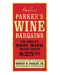 Food & Wine: Parker's Wine Bargains. Photo © Terry Monk.
