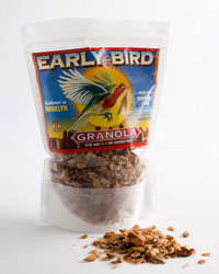 Food & Wine: Early Bird granola by Bear Naked.