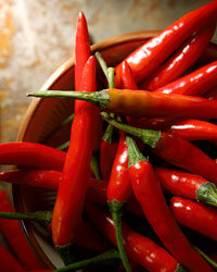 Food & Wine: Red Chiles.