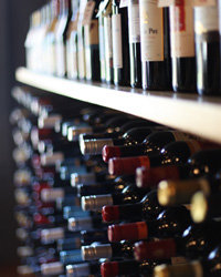 Food & Wine: Lexington, KY's Wine+Market carries more than 100 natural wines. Photo courtesy of Wine+Market.