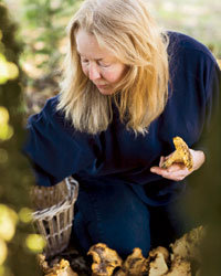 Food & Wine: Napa forager Connie Green is on star chef Thomas Keller's speed dial.