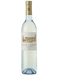 Food & Wine: 2009 Quinta da Aveleda Vinho Verde ($10). Photo courtesy of AVELEDA, Portugal.
