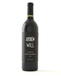 Food & Wine: 2008 Andrew Will Cabernet Sauvignon ($28). Photo © Theo Morrison.