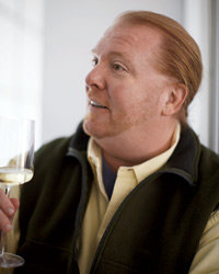 Food & Wine: Mario Batali discusses how to make pasta