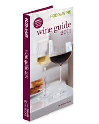 Food & Wine: F&W's Wine Guide 2011 lists more than 1,000 terrific bottles. Photo © David Prince.