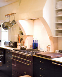 Food & Wine: Food Blogger kitchen design ideas.