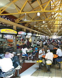 Food & Wine: Singapore City Guide: Maxwell Food Centre.