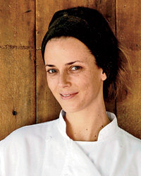 Food & Wine: Sao Paulo City Guide: Model-turned-chef Helena Rizzo of Mani restaurant. Photo courtesy of Mani.