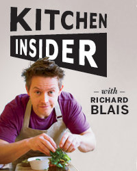 Food & Wine: Richard Blais